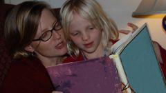 Для чего нужно детям читать на ночь сказки