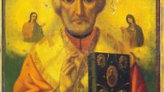 What is the significance of the icon of St. Nicholas the Wonderworker