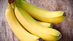 Как есть банан
