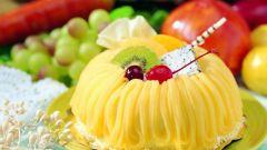 Что заказывают на десерт