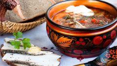 Какие блюда считаются исконно русскими