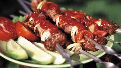 Как замариновать говядину для шашлыков
