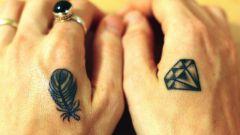 Что обозначает татуировка алмаз