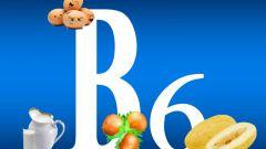 В каких продуктах содержится витамин b6