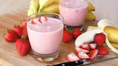 Что приготовить из бананов и ягод