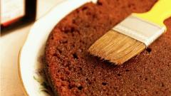Than to soak sponge cake