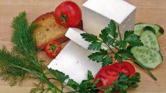 Сколько калорий в сыре брынза