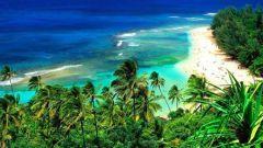 Где находятся Гавайские острова