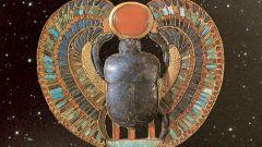 Почему в древнем египте жук-скарабей считался священным