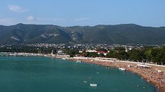 How to get to Gelendzhik from Moscow by train