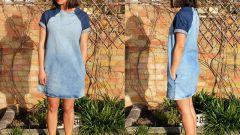 В моде ли сейчас платья и сарафаны из джинса