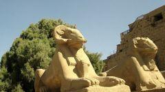 Кто такой египетский бог Хнум