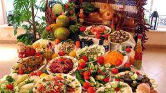 Почему человек не ест за праздничным столом