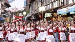 Где проходит осенний праздник пива «Октоберфест» в 2018 году