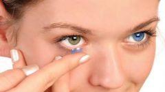 Можно ли потерять контактную линзу в глазу
