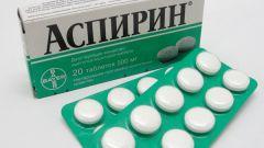 Для чего назначают аспирин