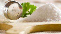 Вредна ли соль для организма