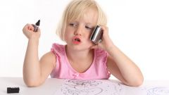 Зачем ребенку мобильный телефон в детском саду