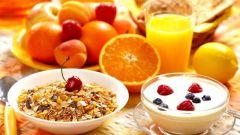 Как завтракают спортсмены