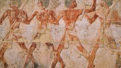 Какими были египетские цифры