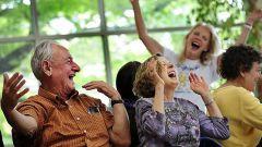Смех - защитная реакция организма?