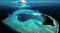 Как называют остров без середины