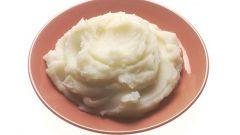 Как исправить жидкое картофельное пюре для вареников
