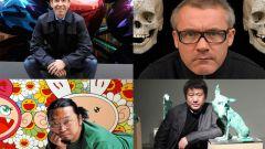 Самые известные современные художники