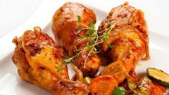 Почему куриное мясо вызывает аллергию