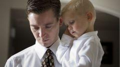 Обязан ли ребенок содержать биологического отца
