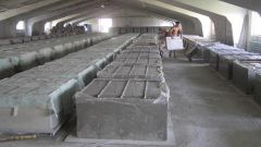 How much time is needed for complete curing of the concrete