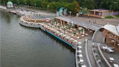 Where you can swim in Moscow