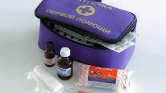 Что должно быть в аптечке в детском саду