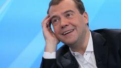 Когда день рождения у Дмитрия Медведева