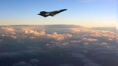 Как называется самый быстрый военный самолет в мире