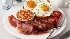 Почему английский завтрак самый полезный?
