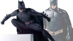 Как сшить костюм Бэтмана