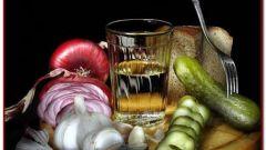 Как пить водку правильно