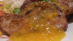 Как приготовить апельсиновый соус к мясу