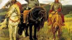 Что значили фамилии русских богатырей Ильи, Добрыни и Алеши
