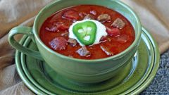 Пряный говяжий суп