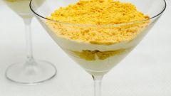 Как приготовить португальский десерт серрадура (serradura)