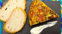 Как приготовить испанскую тортилью по-деревенски