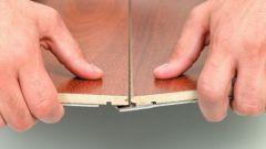 Как закрыть стыки между ламинатом