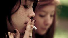 Почему школьники курят
