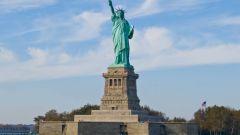 Кто подарил Америке знаменитую статую свободы