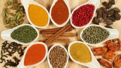 Herbs and spices - what and where to use