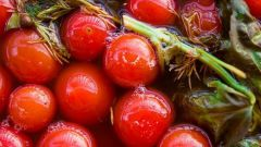 Как солить помидоры в бочке