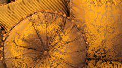 Как сшить подушки на диван