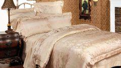 Как купить шелковое или атласное постельное белье